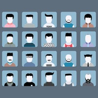 Collection of people avatar