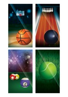 Collection of sports wallpaper for mobile phone