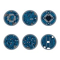 Compilation of circuit board design