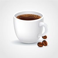 Popular : Cup of coffee