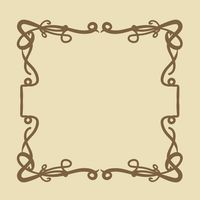 Popular : Decorative border design