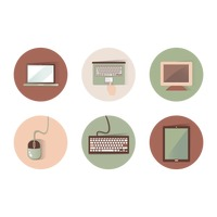 Different computer icons