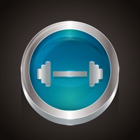 Popular : Dumbbell icon