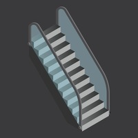 Popular : Escalator
