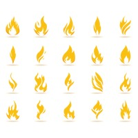 Popular : Flame collection