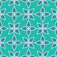 Flower pattern background