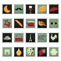 Popular : France general icons