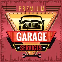 Garage services design