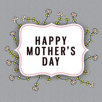 Happy mothers day card