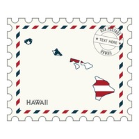 Hawaii postage stamp