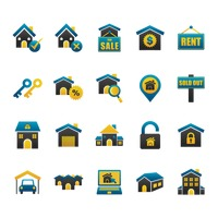 Popular : House icons