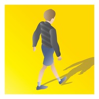 Popular : Isometric boy