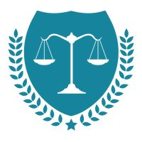 Law firm badge design