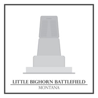 Popular : Little bighorn battlefield