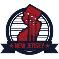 Popular : Map of new jersey state