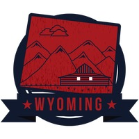 Popular : Map of wyoming state