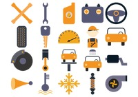 Popular : Mechanic icons