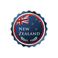Popular : New zealand label design