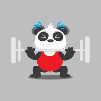 Cartoon Character Characters Boy Boys Human People Person Barbell
