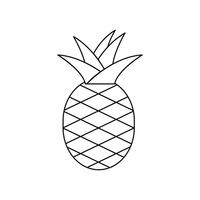 Pineapple Pineapples Fruit Fruits Fruits Sweet Sour Fresh ...
