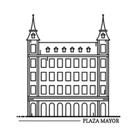 Popular : Plaza mayor