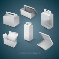 Popular : Set of packaging icons