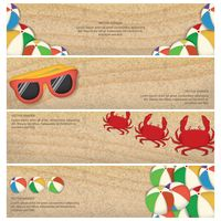 Popular : Set of vector banners