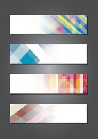 Popular : Set of web banners