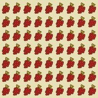 Spain grapes pattern background