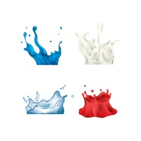 Splashing fluid collection