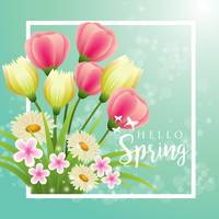 Popular : Spring background