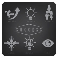 Success icons