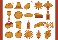 Popular : Thanksgiving icons