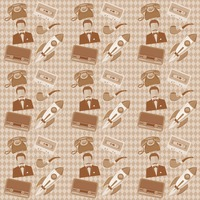 Popular : Vintage theme background