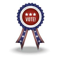 Badge Badges Insignia Vote Me Vote Votes Voting Stars Star
