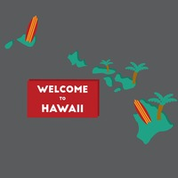 Welcome to hawaii state
