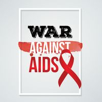 World aids day design