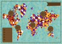 Popular : World map design