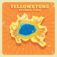 Popular : Yellowstone national park
