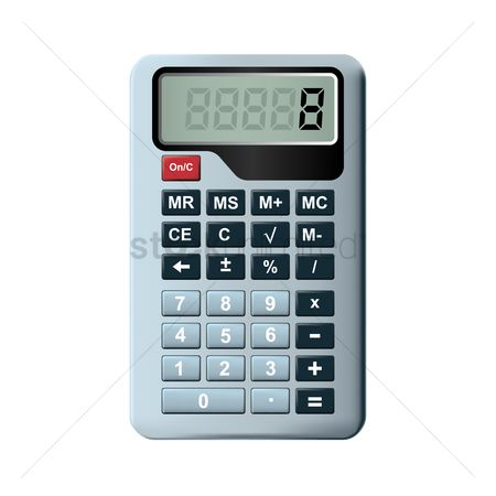 Calculations : A digital calculator