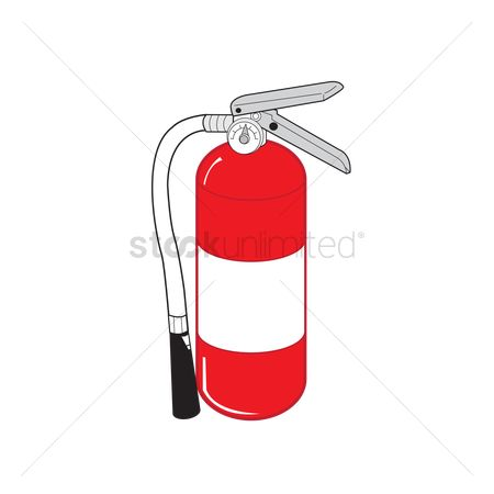 Fire extinguisher : A fire extinguisher