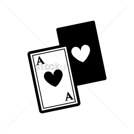 Casinos : A of hearts