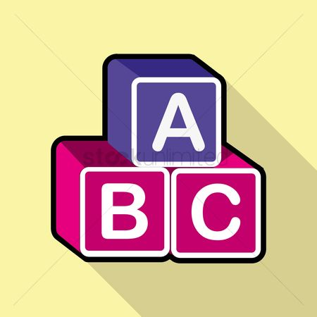 Play kids : Abc blocks