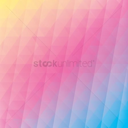 Polygonal : Abstract background