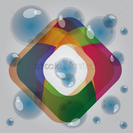 Background : Abstract design