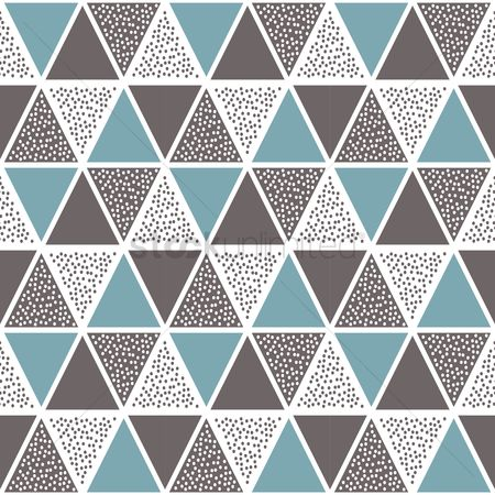 Geometry : Abstract pattern background