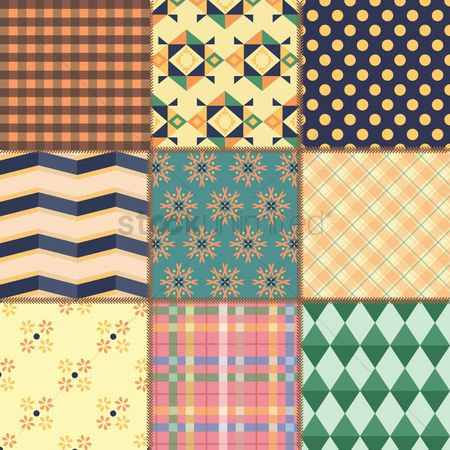 Geometrical : Abstract pattern design