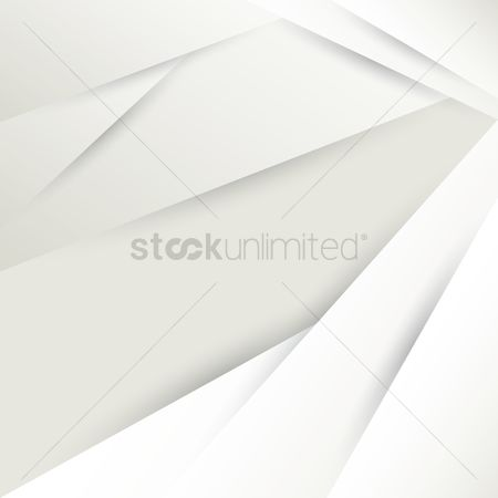 Clean : Abstract white background