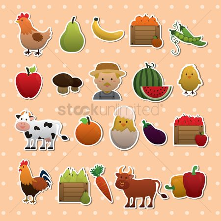 Apple : Agriculture icons