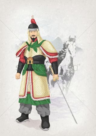 Soldiers : Ancient korean soldier